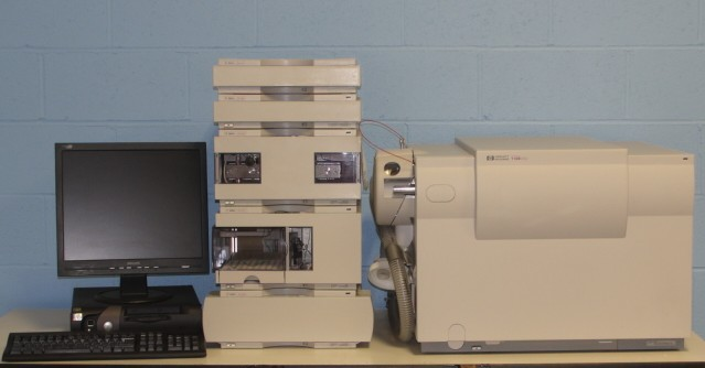 HPLC/MSD SL Trap